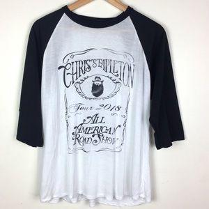 Chris Stapleton All American Road Show Concert Tee